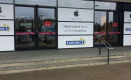 uksekleebis-apple-euronics-