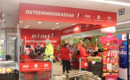 Kaubanduskeskuse avamiseelsed tööd